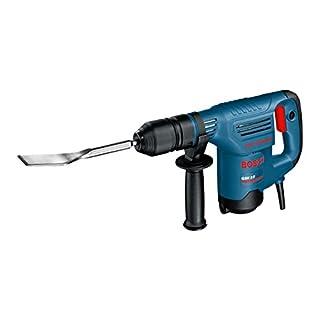 Bosch Professional 0611320703 SDS-Plus GSH 3 E Marteau-piqueur, 650 W, Bleu