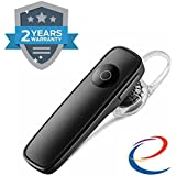Supreno™ K1 Stylish Multimedia Bluetooth 4.1 Wireless Headset,Noise Canceling And Hands Free With Mic For All Android & IPhone Smartphones (Two Year Warranty, Assorted Colour)