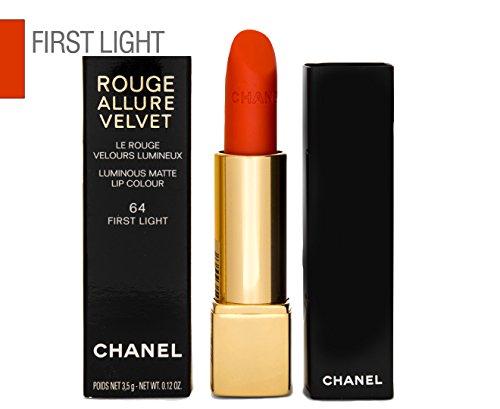 Foto de Chanel Rouge Allure Velvet Pintalabios Color 64 First Light - 3.5 gr