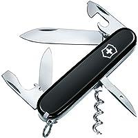 Victorinox Unisex Spartan Knife Blade, Black, Medium/60 mm