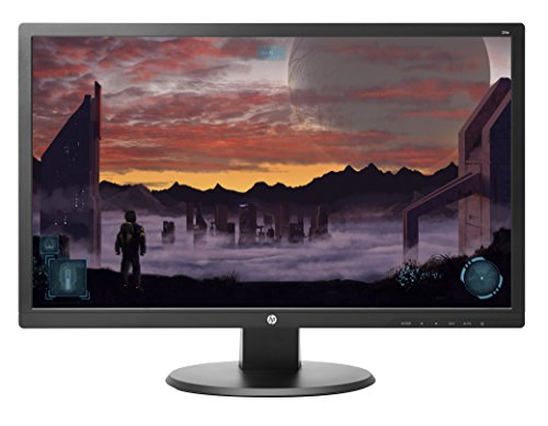 HP 24o 24 inch LED Gaming Monitor (1920 x 1080 Pixel Full HD (FHD) 2 ms 60hz Refresh Rate HDMI VGA) - Black Best Price and Cheapest