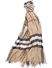 Amazon.fr   echarpe burberry femme   Vêtements 28a62f83ac8