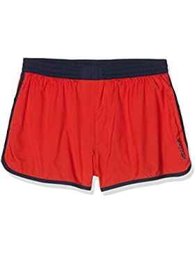 Reebok BW Retro Short - Bañador para hombre, color Rojo (Motred), talla M