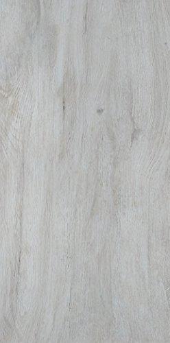 Die Holzoptik Bodenfliesen Teak grau matt im Großformat 30x60cm aus Feinsteinzeug eignen sich als Bodenfliesen und Wandfliesen und zaubern in jeden Raum ein modernes Ambiente zum Wohlfühlen (1 Muster)