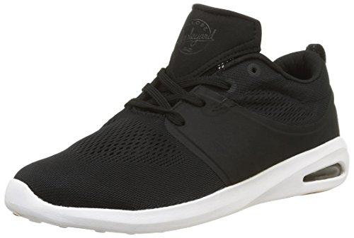 Globe Mahalo Lyte Unisex-Erwachsene Sneakers Schwarz (10046 black/white)