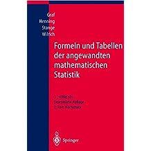 Formeln und Tabellen der angewandten mathematischen Statistik