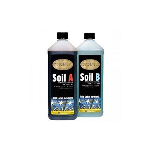 Gold Label Soil 1L (A+B)