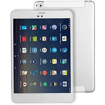 7.85 Pulgadas Tablet PC Android 4G-LTE - Winnovo M798 WiFi GPS Phablet Quad Core 16 GB ROM 1GB RAM Tarjeta SIM Ranuras Bluetooth Cámara Doble Metal ...