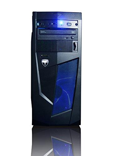 VIBOX Centre 10 PC Gamer Ordinateur avec War Thunder Jeu Bundle (3,8GHz AMD A6 Dual-Core Processeur , Radeon R5 Graphiques Chip, 4GB DDR4 2133MHz RAM, 1TB HDD, Sans Système d'Exploitation)
