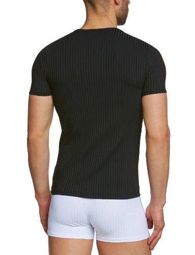 bruno banani Herren T-Shirt 2203-1760 Schwarz (7 schwarz)