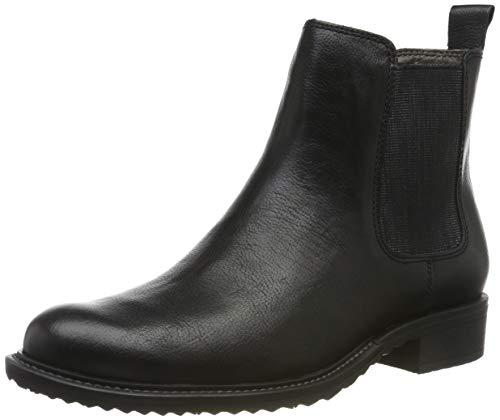 Tamaris Damen 1-1-25422-23 Chelsea Boots, Schwarz (Black 1), 39 EU