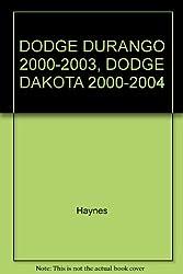 DODGE DURANGO 2000-2003, DODGE DAKOTA 2000-2004