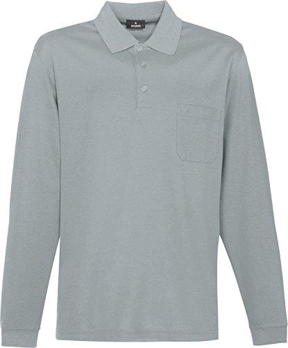 Preisvergleich Produktbild Ragman Poloshirt Silber Größe XXXL