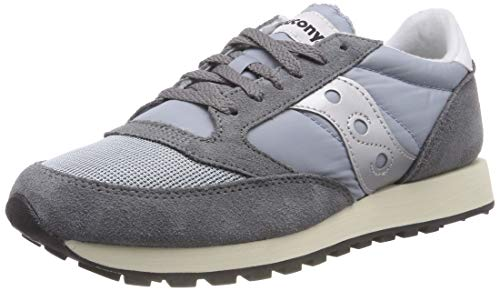 best website a92a8 7f855 Saucony Jazz Original Vintage, Zapatillas de Cross Unisex Adulto, Gris  (Grey Blue