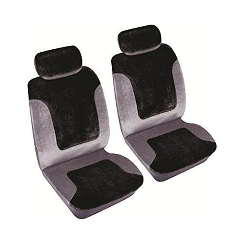 cosmos-heritage-1785003-2-x-front-car-seat-covers-grey-black