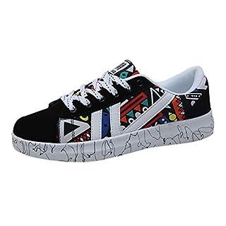 Manadlian Sneaker Herren Schuhe Originals Männer Schuh Turnschuhe Student Laufen Wanderschuhe Freizeitschuh Schnüren Niedrige Schuhe Lifestyle Sneakers Running Clima Cool