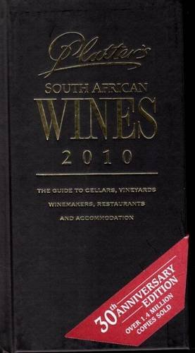 Platter's South African Wine Guide, 2010