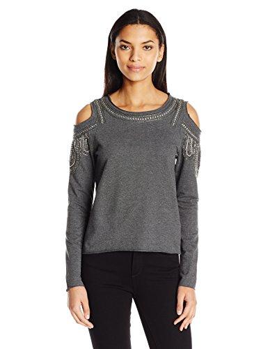 Buffalo Damen T-Shirt Gr. XL, anthrazit (Buffalo Damen T-shirt)