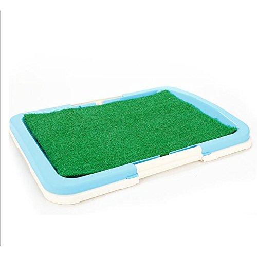 etbotu Creative Pet Hund Rasterband Meadow WC-Pet Supplies