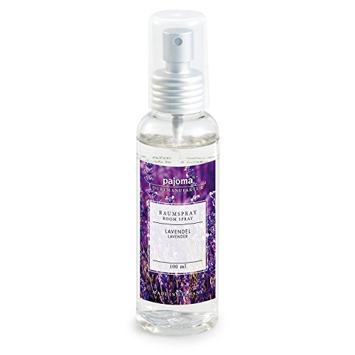 Price comparison product image PAJOMA Fragrance Diffuser Lavender ', Silver, Raumspray 100ml