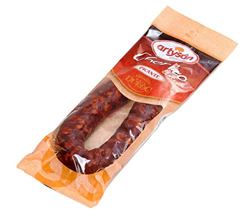 Chorizo Serrano Sarta Paprikawurst Extra Scharf Artysán Ganz 0.25 Kilogramm (pack 12)