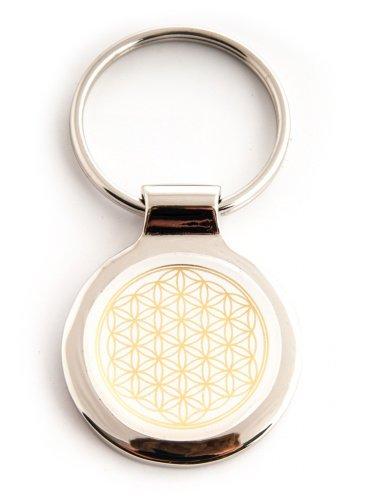 schlusselanhanger-blume-des-lebens-aus-edelstahl-silber-gold-oe-35-mm-lebensblume-talisman