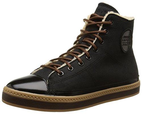 ESPRITAlamak Bootie - Sneaker donna , Nero (Nero (001 Black)), 36