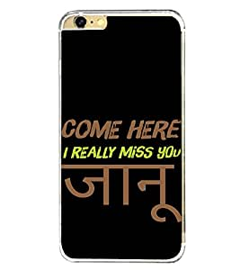 ifasho Designer Back Case Cover for Apple iPhone 6 (Innate Extraction)