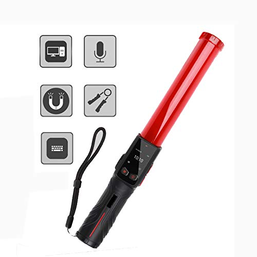 LJJJKCYS Profesional Portátil Alcoholímetro Digital USB Recargable Pantalla LCD Conexión Directa...