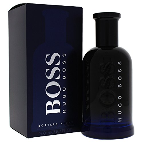 HUGO BOSS-BOSS BOSS BOTTLED NIGHT agua de tocador vaporizador 200 ml