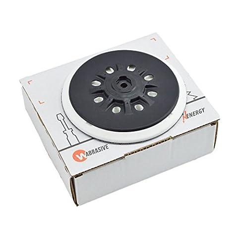 Schleifteller Ø 150mm für Makita BO6030 BO6040 - Stützteller für Klett Schleifscheiben