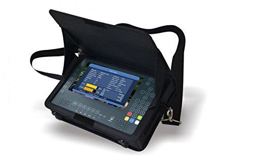 SAB X-FINDER 2 HD V104 Sat-Finder 7' LCD-Bildschirm DVB-S/S2 DVB-C DVB-T/T2 Profi Combi Messgerät für alle Bereiche