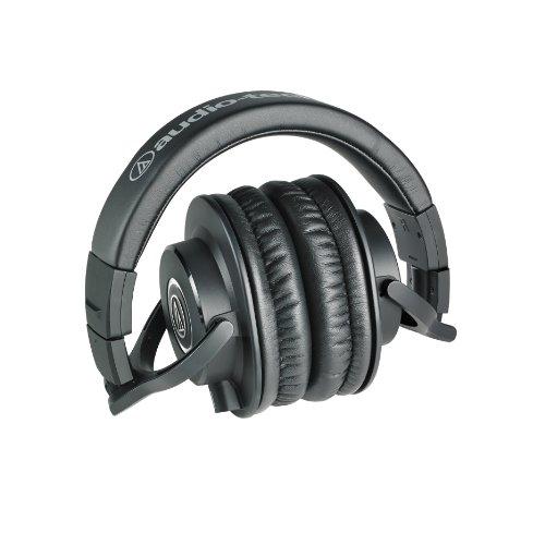 Audio Technica ATH-M40x DJ-Kopfhörer für Studio - 3