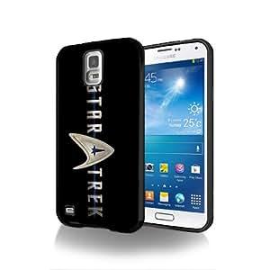 Case Schutzrahmen hülse Star Trek Movie STT00 Abdeckung für Samsung Galaxy A5 Border Gummi Hartkunststoff Tasche Schwarz
