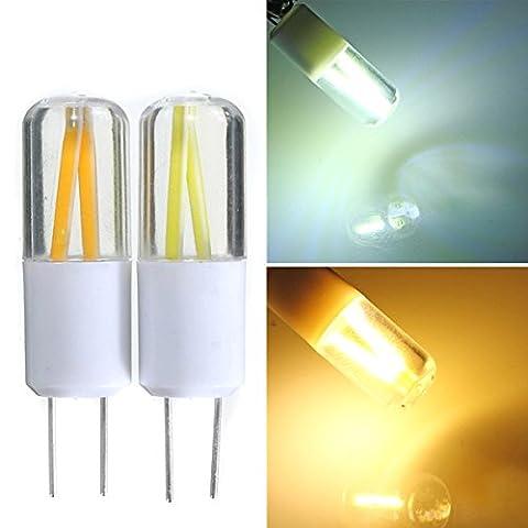 Bluelover G4 1.5W COB Filament LED Spot light Bulb Lamp