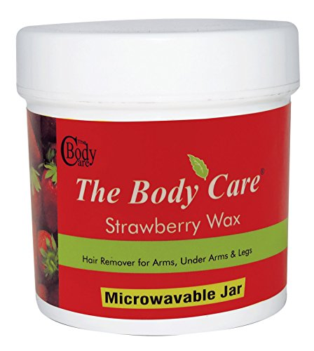 le-body-care-strawberry-hot-wax-pour-arms-under-arms-legs-poids-disponible