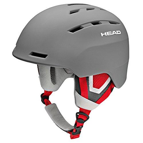 Head-Casco Vico, colore: grigio, taglia: M/L