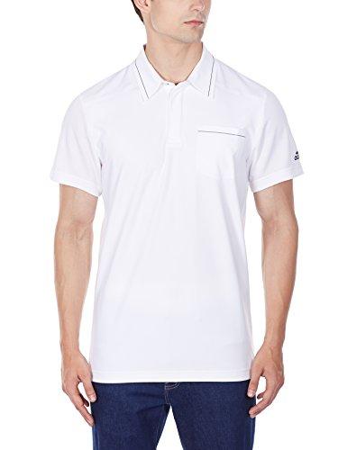 Adidas Abbigliamento da Torso All Premium Polo da uomo Australian Open, Unisex, Oberkörper-Bekleidung All Premium Polo Men Australian Open, bianco, XL