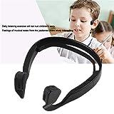 Lorenlli Drahtlose Knochenleitung Bluetooth 4.0 Wireless Stereo Headset Sport Kopfhörer Dynamische Ohrbügel Ohrhörer