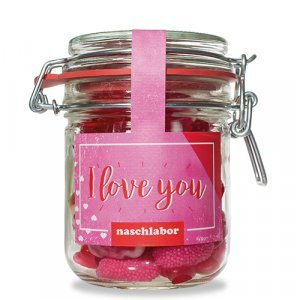 Geschenk zum Muttertag Fruchtgummi Mix von Naschlabor – Beschenke deine Mutter und zeige ihr wie dankbar du bist Sie zu haben