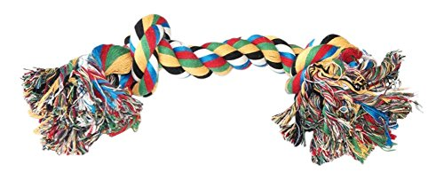 dingo-rope-bond-toy-for-dog-21-cm-multi-colour