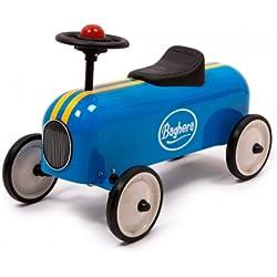 Baghera 803 - Cavalcabili Racer, Blu