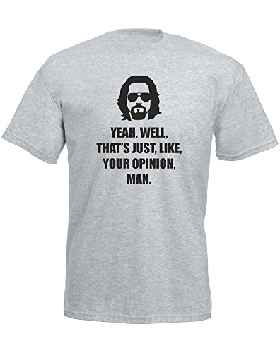 yeah-well-thats-just-like-your-opinion-man-mann-gedruckt-t-shirt-grau-schwarz-m