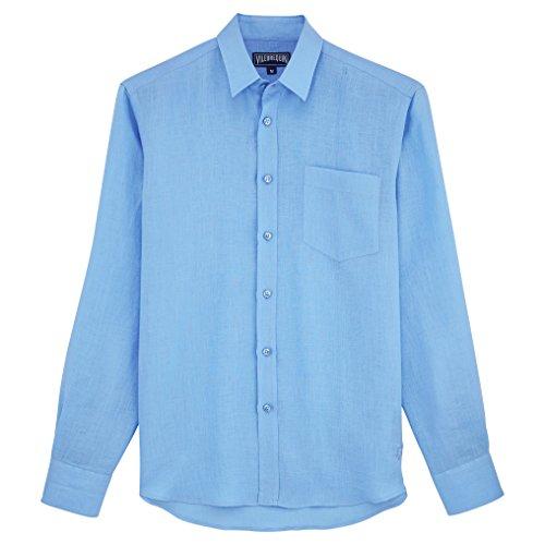 Vilebrequin Camicia - Camicia in lino Uomo - XXXL -
