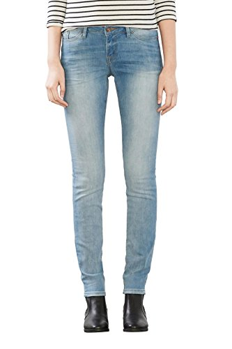 edc by ESPRIT Damen Jeanshose 996CC1B910, Blau (Blue Light Wash 903), W30/L34 (Wash Light Frauen)