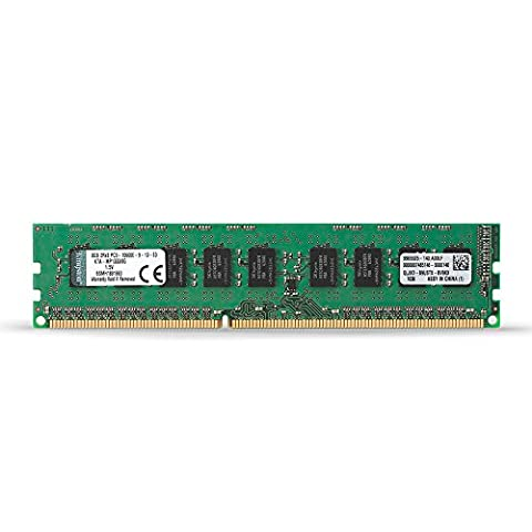 Kingston KTA-MP1333/8G - 8Go 1333MHz DDR3 ECC Mémoire pour Apple Mac Pro DDR3 (Mi- 2012) (Ecc Unbuffered Dimm A 240 Pin)