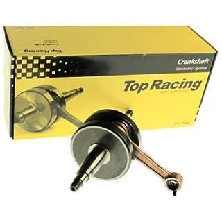 Top Racing Vollwangen Kurbelwelle HQ, Aprilia RS, RX,SX, Derbi GPR, Senda, Gilera RCR, SMT 50, D50B0