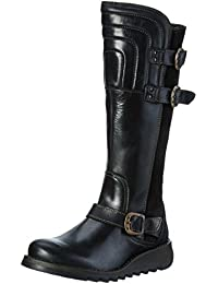 Fly London Women's Sher730fly Biker Boots