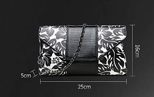 Home Monopoly Mano Catch Donne La nuova sezione di moda del lungo sacchetto di spalla borsa con borsa a mano / con cinghia di spalla ( Colore : Viola ) Verde