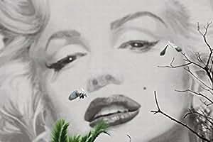 marilyn monroe a cannes 1 teilig fototapete poster. Black Bedroom Furniture Sets. Home Design Ideas